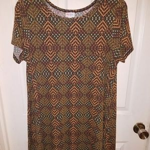 LuLaRoe Large Carly. Perfect condition.